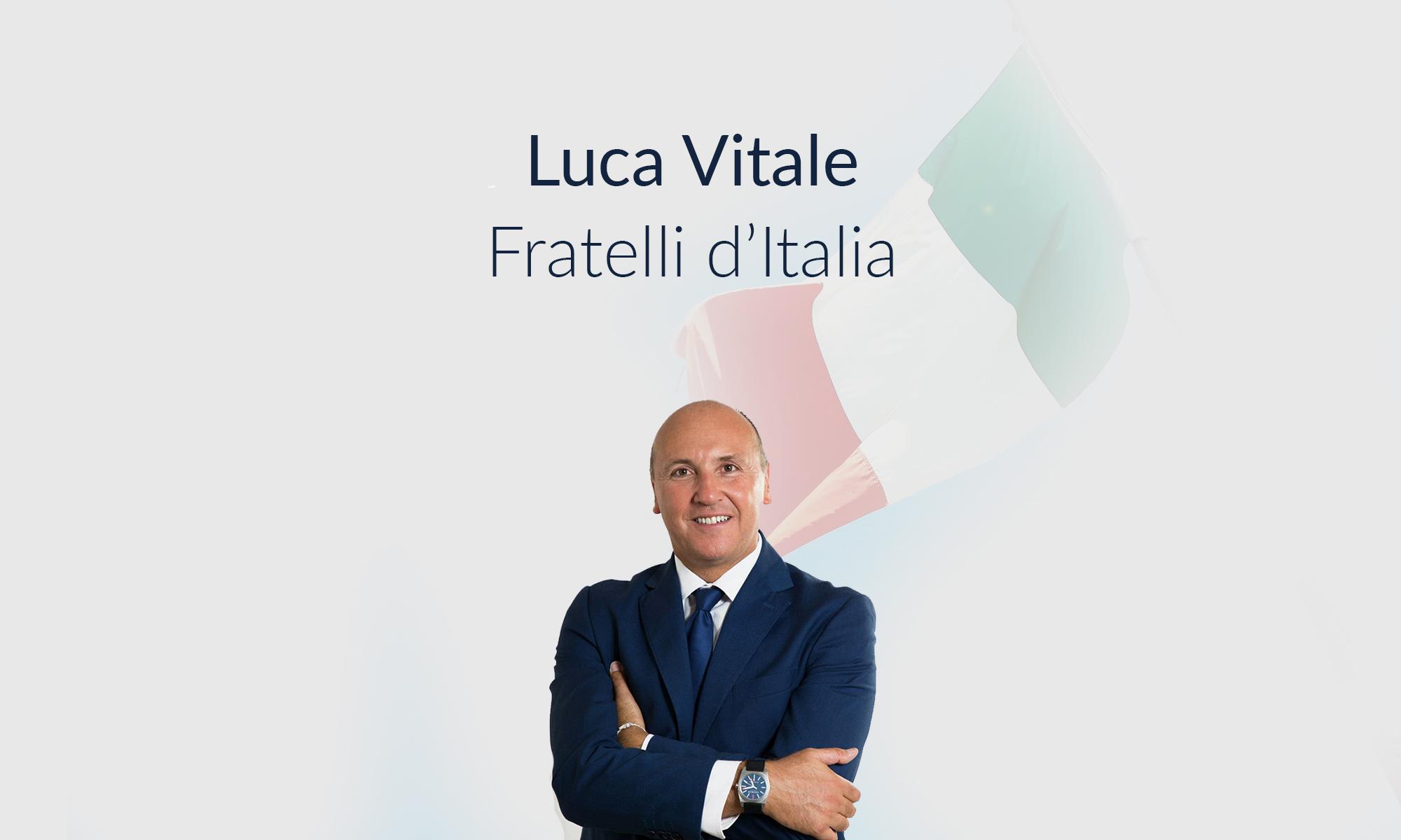 Luca Vitale Fratelli D'Italia, Coordinamento Comunale  Grosseto